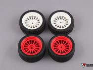 Balonbay 3D Printing Remote Control Car Wheels